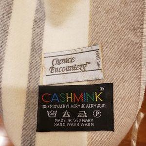 Accessories - Cashmink Plaid Scarf
